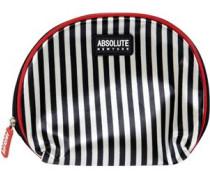 Accessoires Kosmetiktaschen Mono Stripe Satin Cosmetic Bag