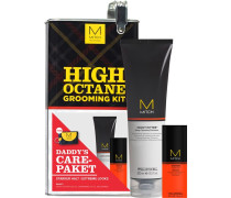 Haarpflege Mitch HardwiredDaddy's Care Paket Heavy Hitter Deep Cleansing Shampoo 250 ml + Hardwired Spiking Glue 25 ml + Geldbörse