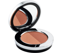 Make-up Augen Duo Eyeshadows Chocolate