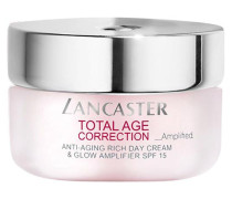 Pflege Total Age Correction _Amplified Anti-Aging Rich Day Cream & Glow Amplifier