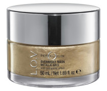 Gesichtspflege Metallic Gold Perfectitude Overnight Mask