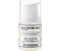 Scrub & Masks Mandarinenöl Sesamöl Hyaluronic Acid Moisturizing Mask