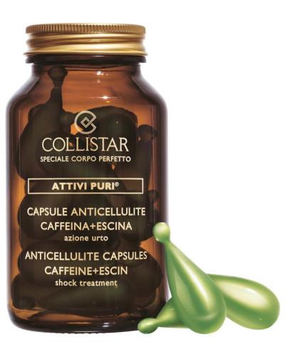 Anti-Cellulite Strategy Pure Actives Anticellulite Capsules Caffeine + Escin