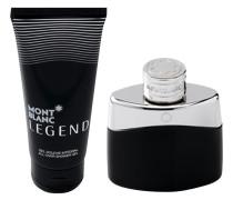 Herrendüfte Legend Geschenkset Eau de Toilette Spray 50 ml + Shower Gel 100 ml