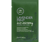 Tea Tree Lavender Mint Deep Conditioning Mineral Hair Mask 6 x