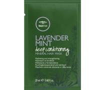Haarpflege Tea Tree Lavender Mint Deep Conditioning Mineral Hair Mask