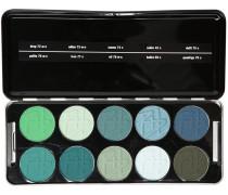 Make-up Augen Shadow Profi Set - Subtil Enthält folgende Lidschattenfarben 42c; 59c; 72w-c; 73w-c; 74c; 75c; 76w-c; 77c; 78w-c; 79c