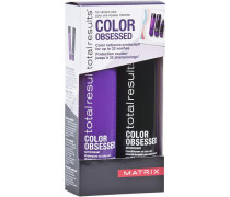 Total Results Color Obsessed Color Obsessed Duo Shampoo 300 ml + Conditioner 300 ml