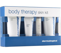 Pflege Skin Health System Skin Kit Body Therapy Conditioning Body Wash 75 ml + Body Hydrating Cream 75 ml + Exfoliating Body Scrub 21 g + Climate Control Lipstick 4;5 g