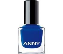 Nagellack Blue Nail Polish