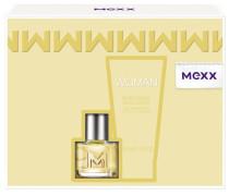 Damendüfte Woman Geschenkset Eau de Toilette Spray 20 ml + Body Lotion 50 ml