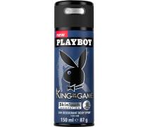 Herrendüfte King Of The Game Deodorant Spray