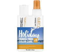 Haarpflege Color Care Holiday Travel Trio Color Protect Daily Shampoo 100 ml + Color Protect Daily Conditioner 50 ml + Color Protect Locking Spray 100 ml
