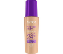 Make-up Teint Perfect Stay 24H Foundation + Perfect Skin Primer SPF20 Nr. 100 Ivory