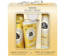 Pflege Baby Sweet Memories Set Shampoo & Wash 235 ml + Nourishing Original Lotion 170 g + Diaper Ointment 55 g + Nourishing Body Oil 30 ml + Buttermilk Soap 20 g + Keepsake Photo Box