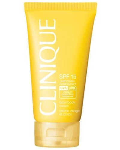 Sonnenpflege Face & Body Cream SPF 15