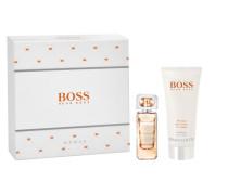 Boss Orange Damendüfte Boss Orange Woman Geschenkset Eau de Toilette Spray 30 ml + Body Lotion 100 ml