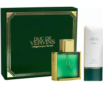 Duc de Vervins Geschenkset Eau de Toilette Spray 120 ml + After Shave Balm 150 ml