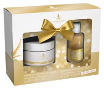 Pflege Amaranth Anti-Age Solutions Geschenkset Regenerierende Gesichtscreme 50 ml + Regenerierendes Gesichtswasser 30 ml