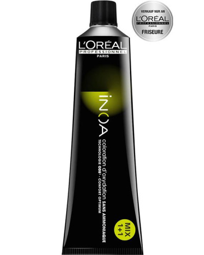 Haarfarben & Tönungen Inoa Haarfarbe 2 Schwarzbraun