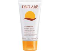 Pflege Sun Sensitive Sunless Facial Tanning Cream