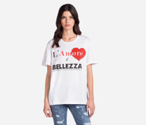 T-SHIRT L'AMORE È BELLEZZA