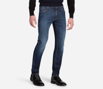 STRETCH-JEANS FIT COMFORT