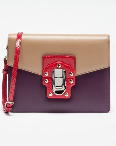 Auslass Manchester Dolce & Gabbana Damen Schultertasche Lucia aus Leder und Ayers Rabatt Bester Großhandel Lieferung Frei Haus Mit Mastercard shco55