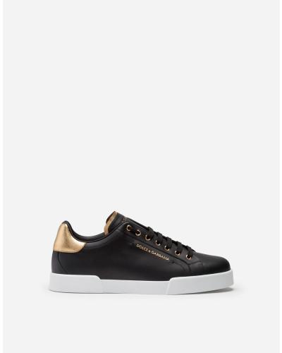 Sneakers Portofino in Nappa-Kalbsleder