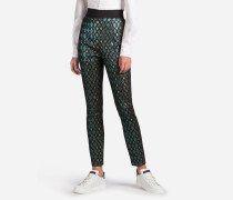 LEGGINGS AUS JACQUARD