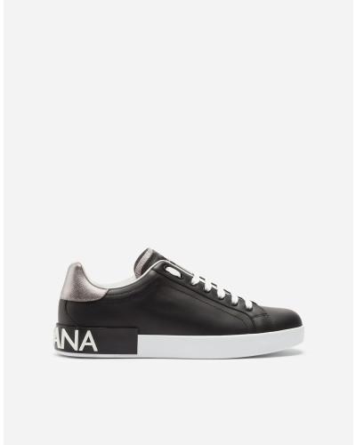 Sneakers Portofino aus Nappaleder
