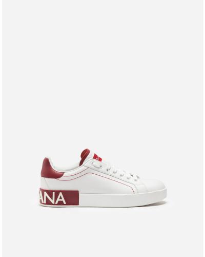 Sneakers Portofino aus Nappa-Kalbsleder