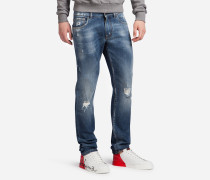 STRETCH-JEANS FIT CLASSIC