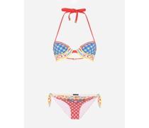 Bikini Carretto-Print