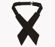 Satin-Silk Crop Tie
