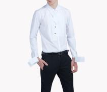 Cotton Bib Shirt