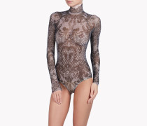Lace Tattoo Bodysuit