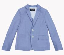 Cotton Weave Blazer