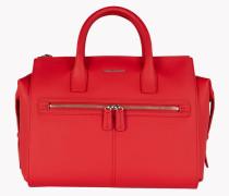 Twin Zip Handbag