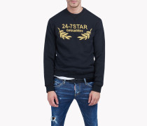 24-7 Star Fleece Sweatshirt