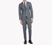 Wool Check Paris Suit