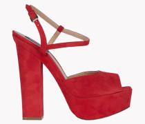Platform Ziggy Sandals
