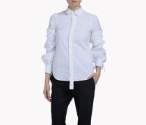 Amish Poplin Bonnet Sleeve Hemd