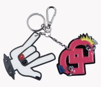 Punk Keyring