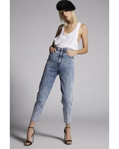Acid Wash Sasoon 80'S Jeans