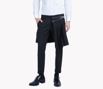 Pleated Punk Admiral Pants