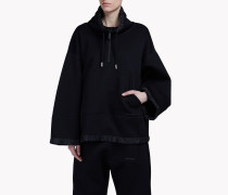 Techno Fit Oversize Sweatshirt