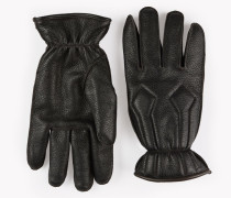 Leather Mountain Gloves