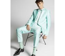 Silk Cotton Prom Blazer
