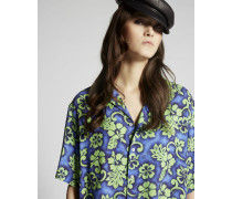 Hibiscus Rocker Hemd